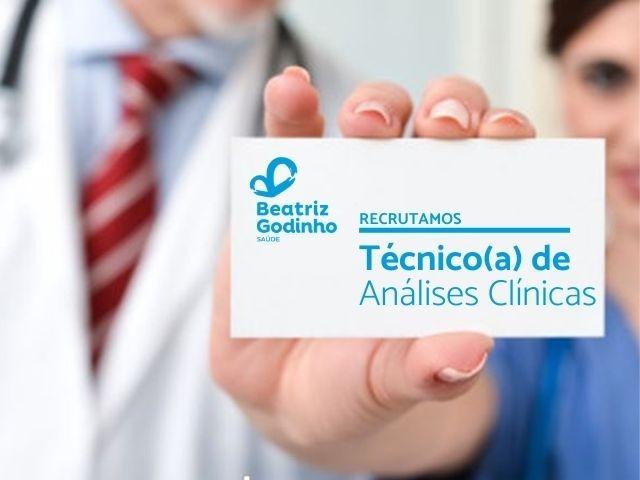 TAC 032021 - Técnico(a) de Análises Clínicas - Leiria
